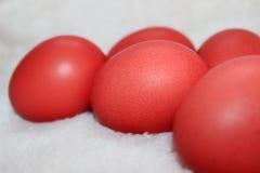 Huevos de Pascua 9 Fotografía de archivo libre de regalías