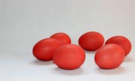 Huevos de Pascua 6 Imagen de archivo