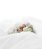 Huevos de Pascua del chocolate II Foto de archivo libre de regalías
