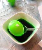 Huevos de Pascua del colorante Fotografía de archivo libre de regalías