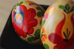 Huevos de Pascua del húngaro Fotografía de archivo libre de regalías