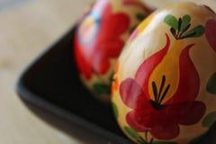 Huevos de Pascua del húngaro Fotos de archivo