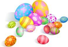Huevos de Pascua hermosos