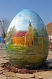 Huevos de Pascua, Koprivnica Fotos de archivo