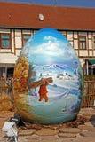 Huevos de Pascua, Koprivnica Imagenes de archivo