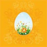 Huevos de una Pascua, vector ilustración del vector