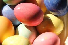 Huevos del este Fotografía de archivo libre de regalías