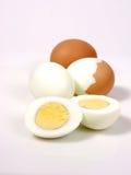 Huevos hervidos Imagenes de archivo