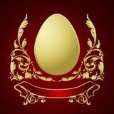 Huevos para Pascua Imagen de archivo libre de regalías