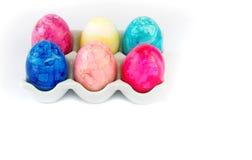 Huevos pintados Fotografía de archivo libre de regalías