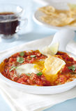 Huevos Rancheros Royalty Free Stock Photos