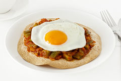 Huevos Rancheros Royalty Free Stock Photo