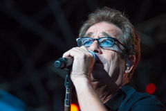 Huey Lewis Stock Photo