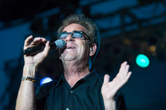 Huey Lewis Royalty Free Stock Photos