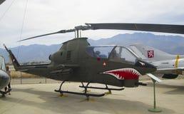 Hueycobra колокола AH-1 вертолета стоковое изображение