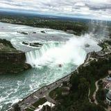 Hufeisenfall Niagara lizenzfreie stockfotos