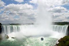Hufeisenniagara falls Stockfotos