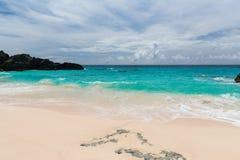 Hufeisenschacht Bermuda Stockfotos