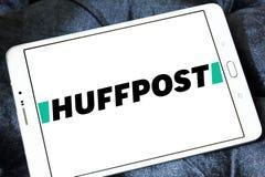 HuffPost-Bloglogo Stockfotografie