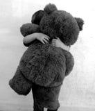 hug медведя Стоковые Изображения