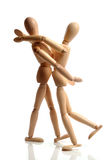 Hug Imagem de Stock