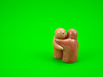 Hug Royalty Free Stock Images