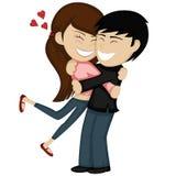 Hug collection Royalty Free Stock Image