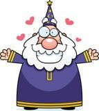 Hug do feiticeiro ilustração royalty free