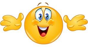 Free Hug Emoticon Stock Image - 42424031
