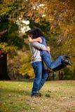 Hug grande Foto de Stock