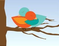 Hug me illustration Stock Image