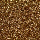 A huge amount of yellow decorative sequins. Background texture with shiny, small elements that reflect light in a random order. Gl. Itter texture Royalty Free Stock Image