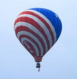 A huge balloon festival stock images