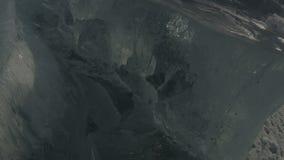 Huge blocks of ice. stock footage