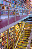 Huge bookstore Royalty Free Stock Image