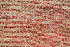 Huge brick wall texture background Royalty Free Stock Image