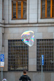 Huge bubble Stock Images