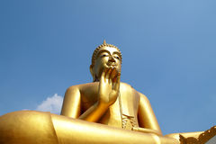 Huge Buddha Stock Image