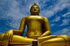 Huge Buddha image Stock Images
