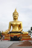 Huge Buddha at Pattaya, Thailand Royalty Free Stock Image
