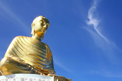 Huge Buddha Sculpture Royalty Free Stock Image