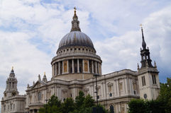 Huge cathedral Royalty Free Stock Photography