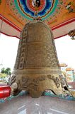 Huge chinese bell Royalty Free Stock Photography