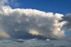 Huge cloud Royalty Free Stock Photos
