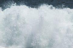 Huge Crashing Waves Stock Photo