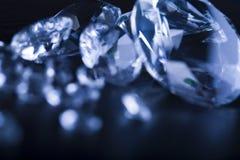 Huge diamond Stock Photo