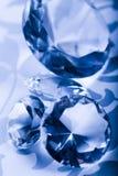 Huge diamond Royalty Free Stock Photography