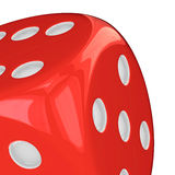 Huge dice Royalty Free Stock Photography