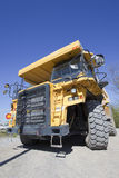 Huge Dump Truck Royalty Free Stock Image