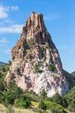 Huge epic Rock. In Garden of the Gods Stock Image